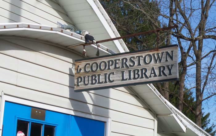 Cooperstown Public Library