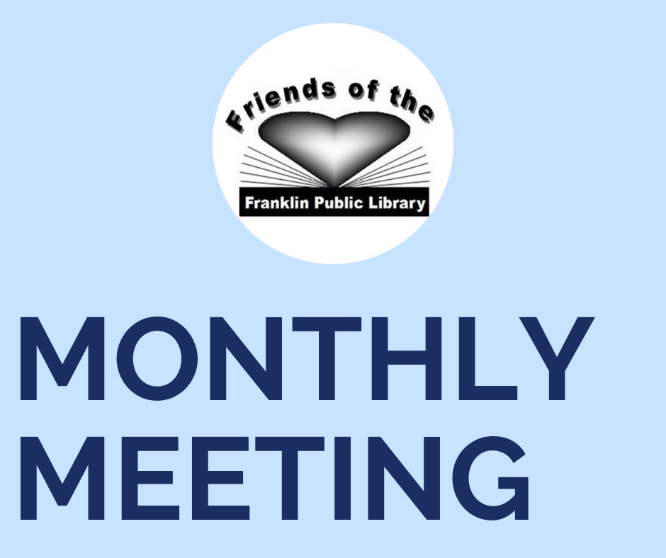 Friends of the Franklin Public Library Meeting