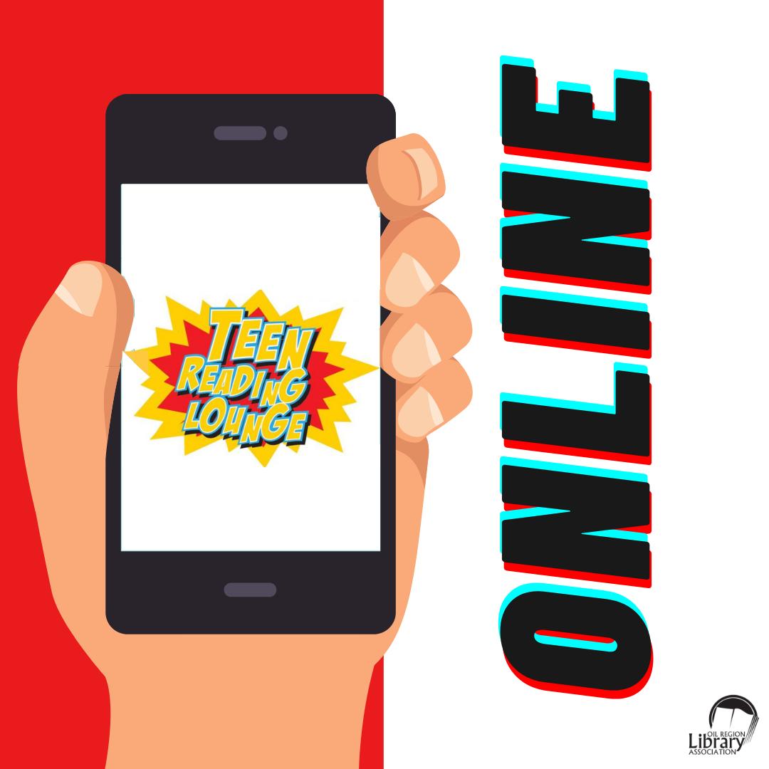 Teen Reading Lounge (TRL) Online