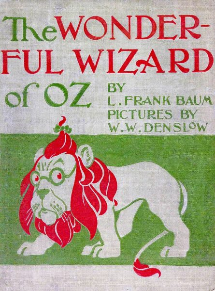 640px-The_Wonderful_Wizard_of_Oz_Book_Cover Wikimedia Common