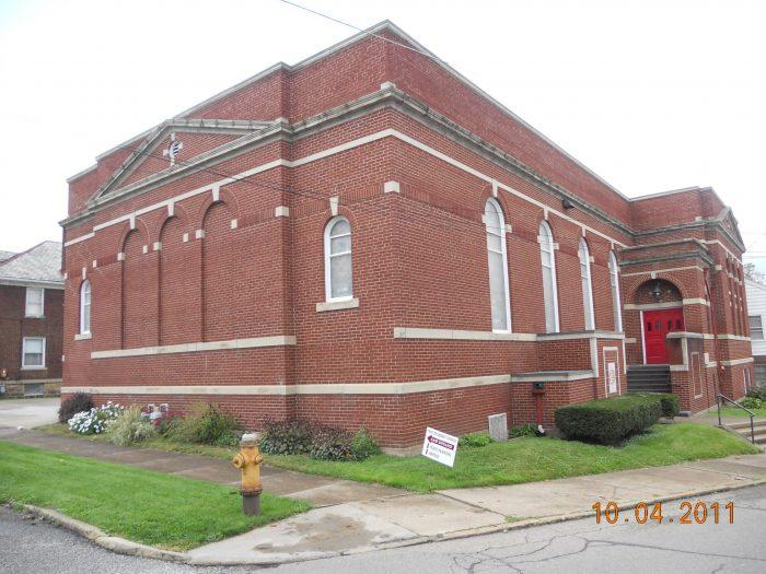 Free Methodist Church 206 Wilson Ave - LFront