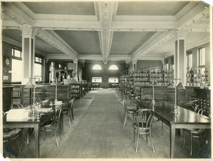 Oil City Library 1904 HS3362
