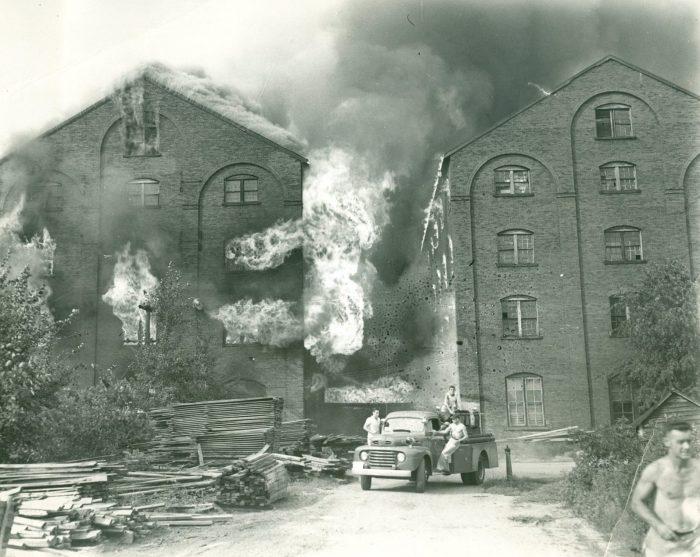 VCGC4199 Kramer Fire